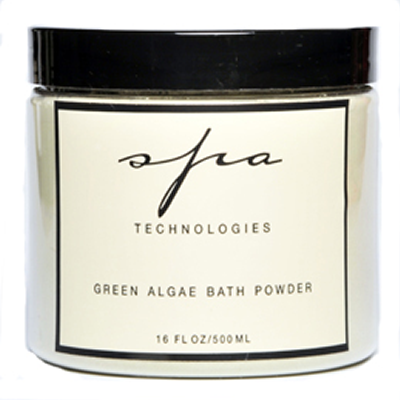 Spa Technologies Green Algae Bath Powder