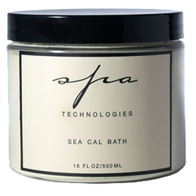Spa Technologies Sea Cal Bath Powder