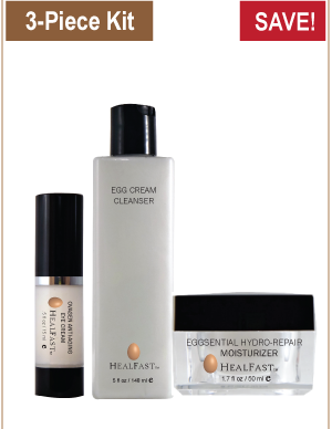 Day Cream Moisturizer, EGGVANCED, Gift Set, HealFast, HealFast Skincare, L'Avenir, L'Avenir Skincare, SKIN, SYSTEM, THERAPY